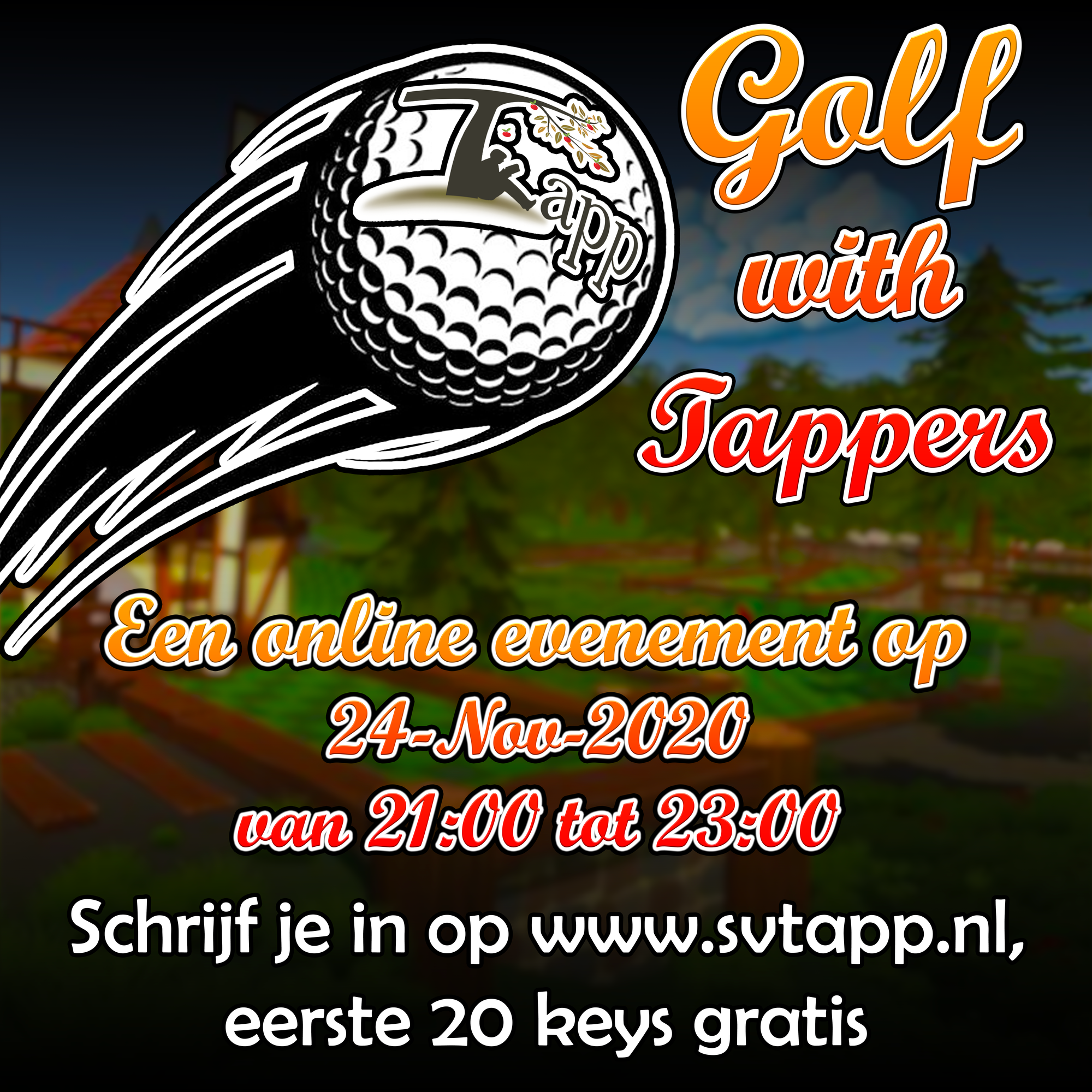 Golf with Tappers