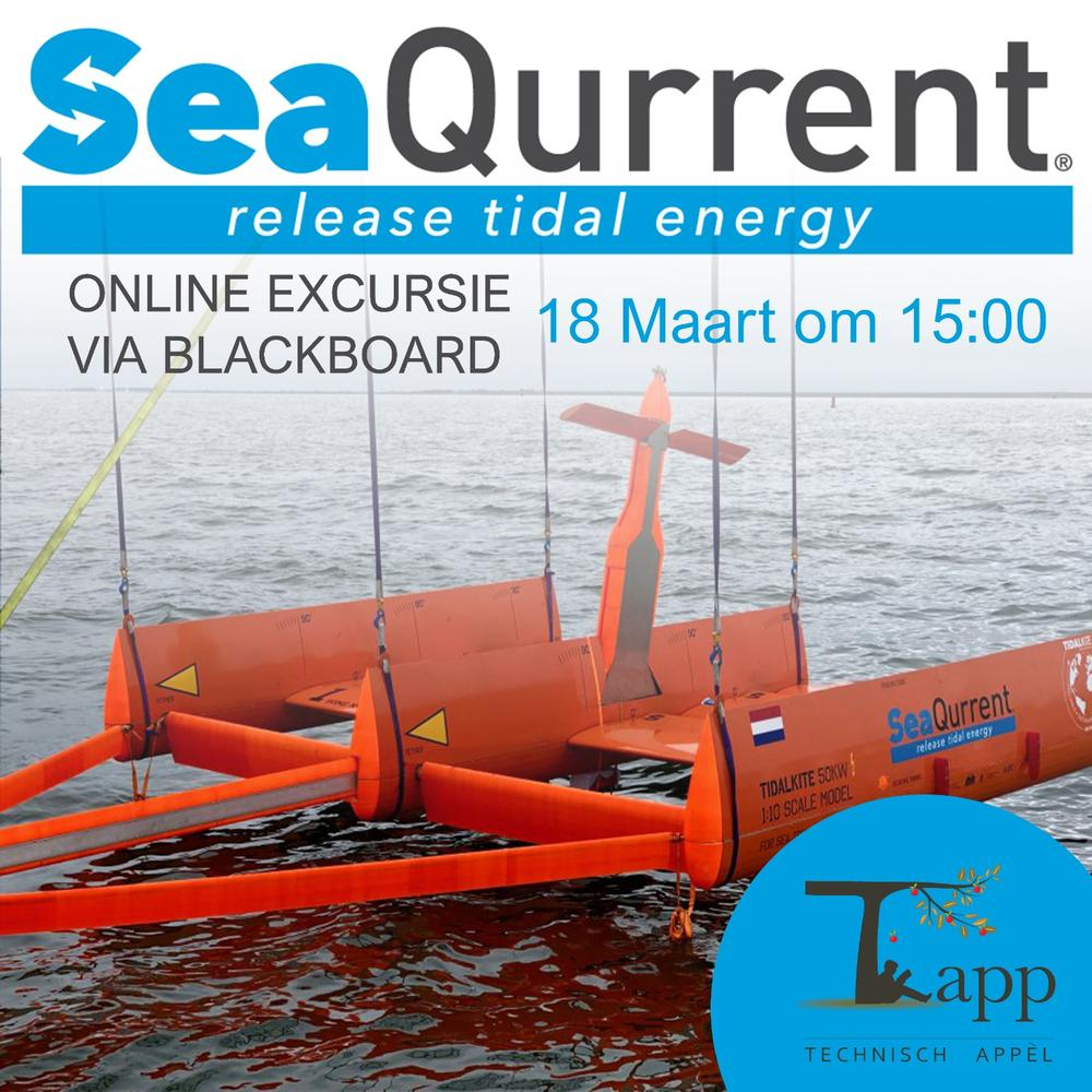 Company visit at SeaQurrent