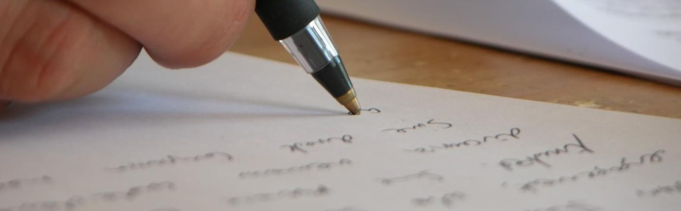 Geen aantekeningen schrift meer? Haal een gratis collegeblok bij het Tapp-kantoor ZP11/D1.61!