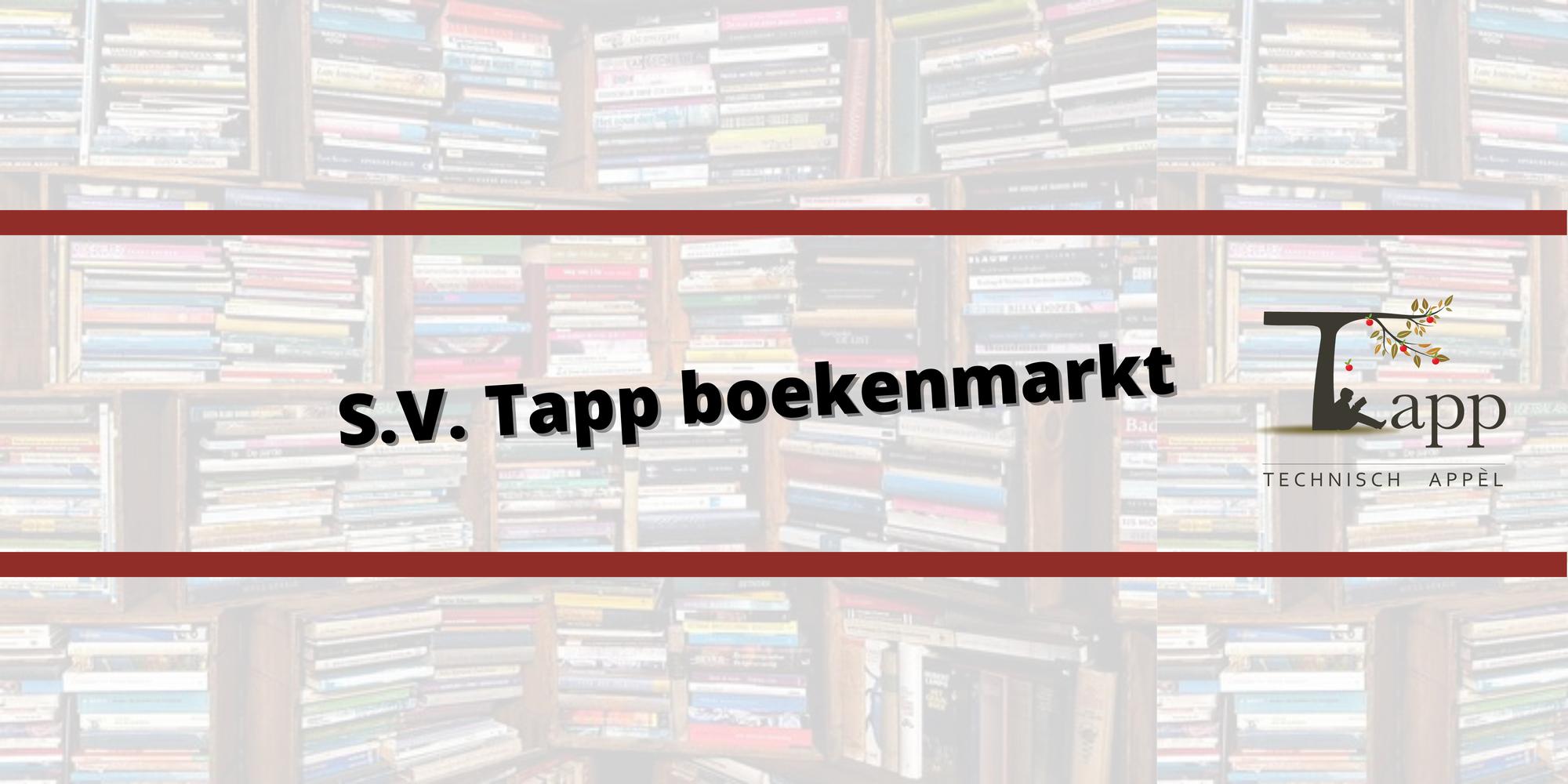 S.V. Tapp boekenmarkt